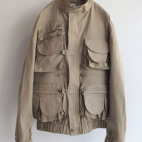 Multi Pockets Blouson Beige KAPTAIN SUNSHINE