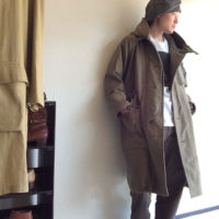 Cold Weather Coat Field Green KAPTAIN SUNSHINE