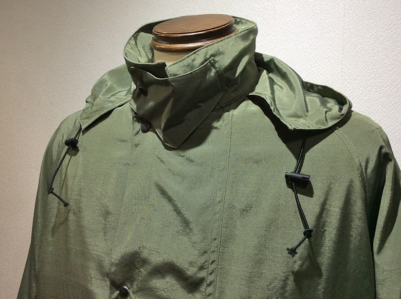 Bushman Coat Field Green KAPTAIN SUNSHINE