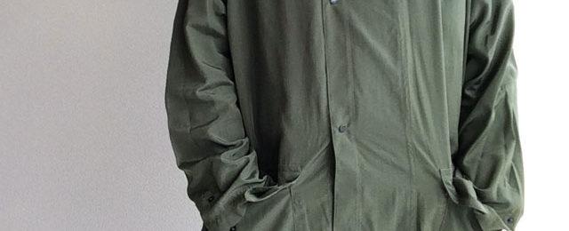 Bushman Coat Field Green KAPTAIN SUNSHINE