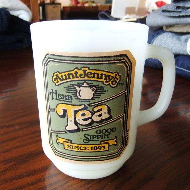 アントジェニー Tea