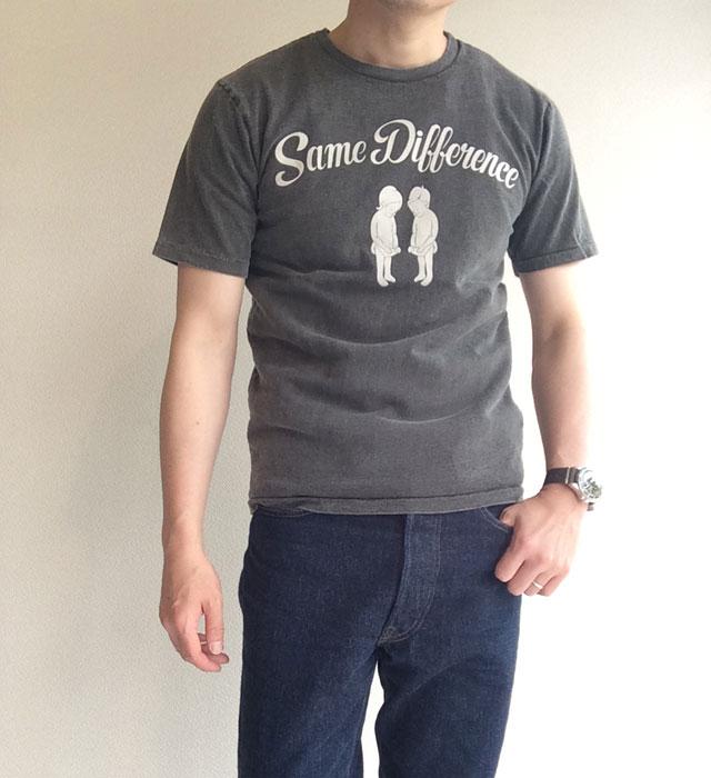 MIXTAプリントTシャツ