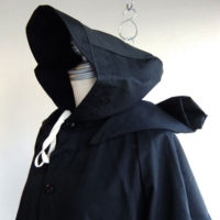 フーデッドコート HOODED COAT TATAMIZE