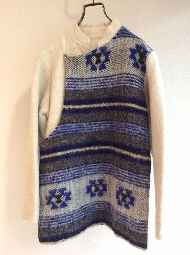 1960年代 東欧のウールブルゾン 1960's Euro Wool Jacket Blouson