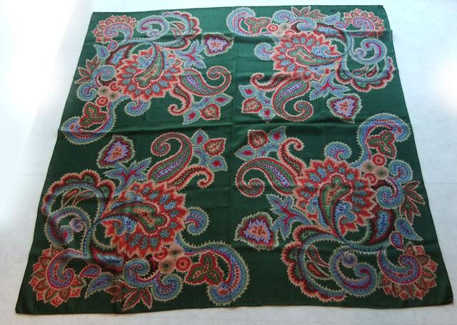イタリアのビンテージスカーフ