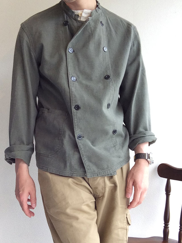 1960年代ドイツ製ワークジャケット