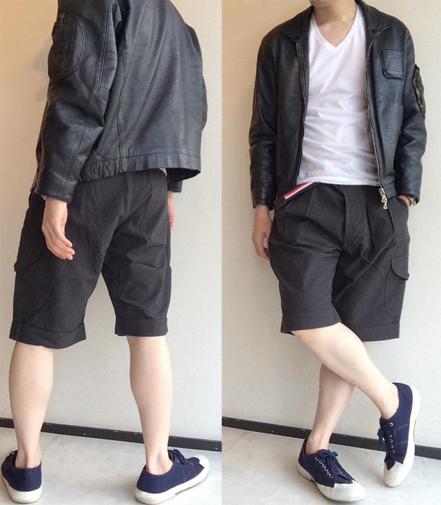 グルカショーツ Ghruka Shorts Workers