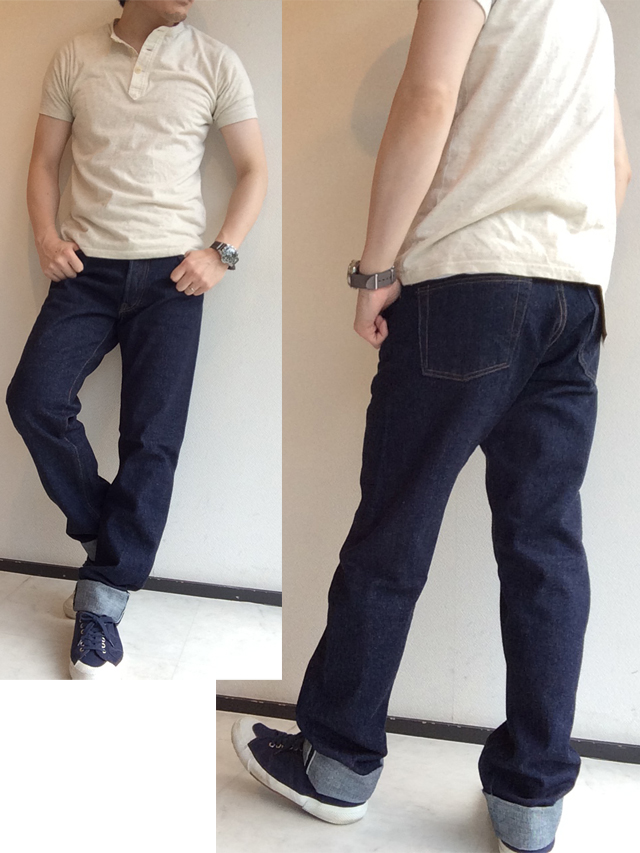 Lot 802 Slim Tapered Jeans/Workers