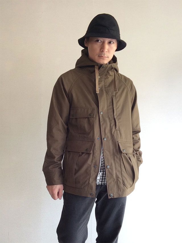Mountain Parka, Ventile Russet Workers