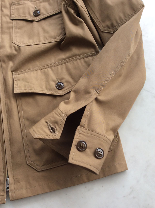 Summer Flight Jacket
