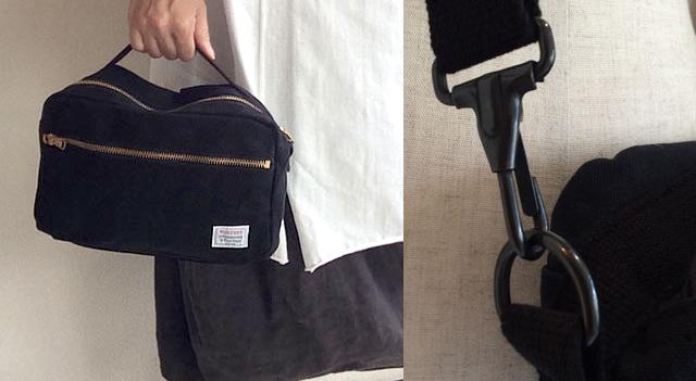 ショルダーバッグ Shoulder Bag Workers