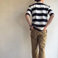 ヘンリーネックTシャツWORKERS