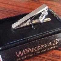Workers Tie Crip Stripe