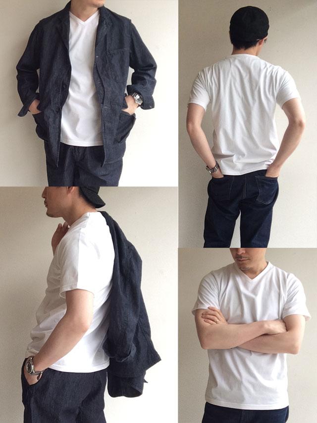 3-PLY-Tシャツ