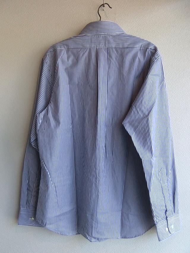 モディファイド ボタンダウンシャツ ストライプ Modified BD, Stripe