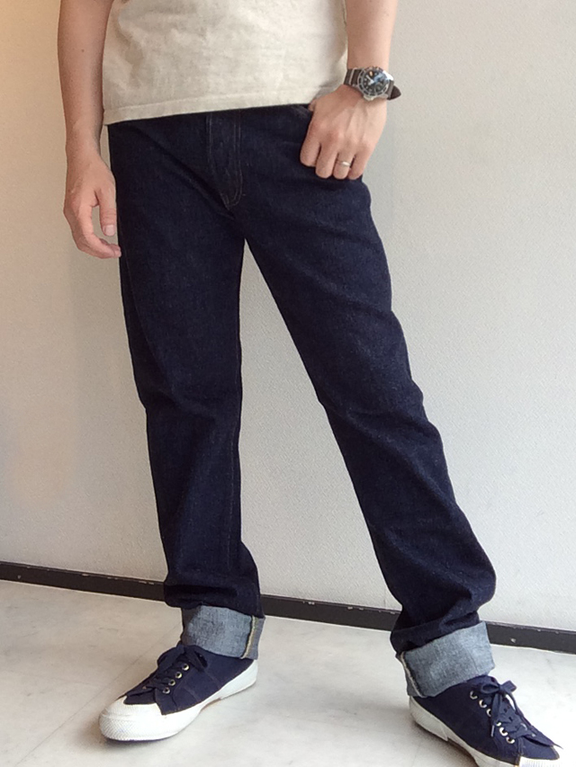 ロット802スリムテーパードジーンズ Lot 802 Slim Tapered Jeans