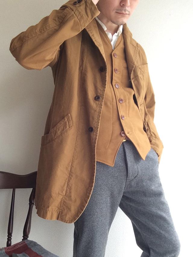 classic country coat nuts DjangoAtour