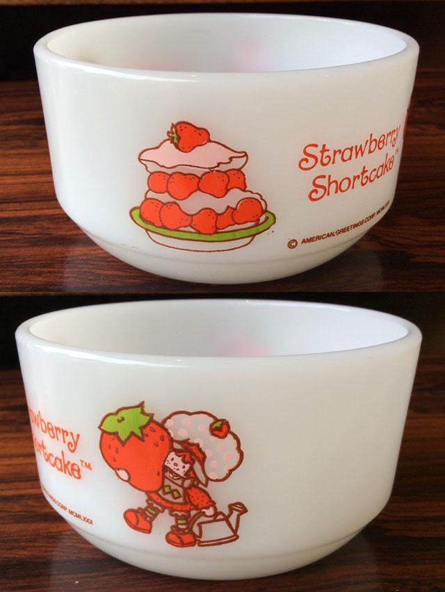 ファイヤーキングストロベリーショートケーキ