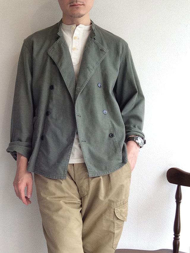 ドイツ製ワークジャケット