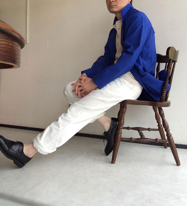 フランス古着ワークコート