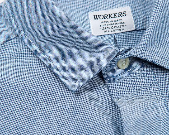 シャツ Workers