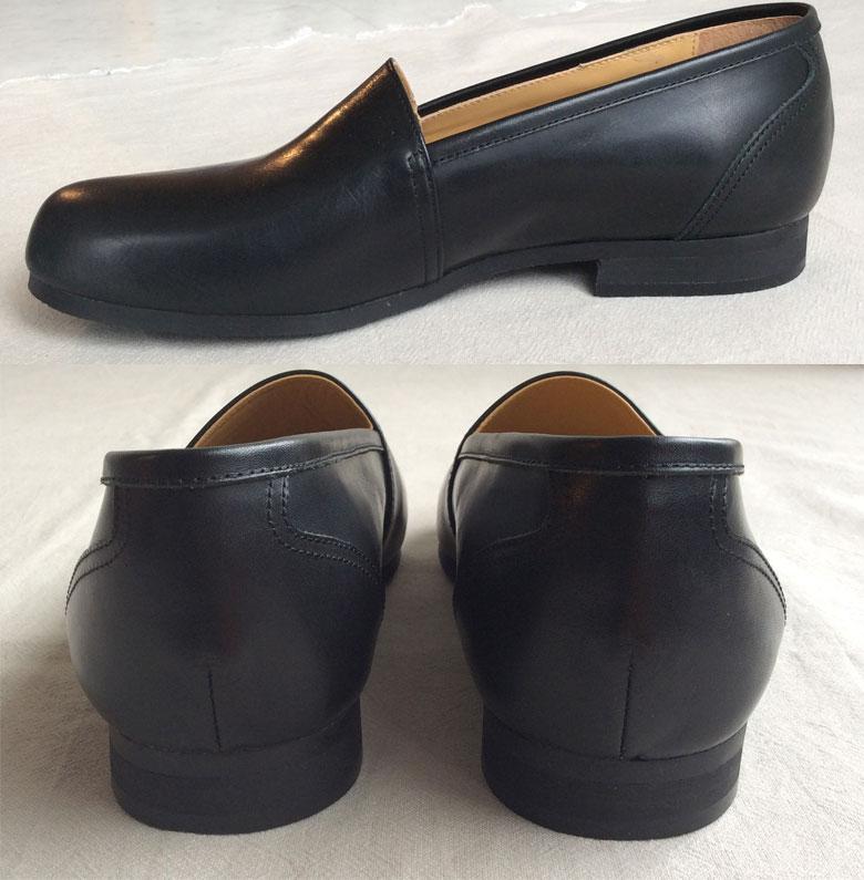 slip on kipleather shoes DjangoAtour