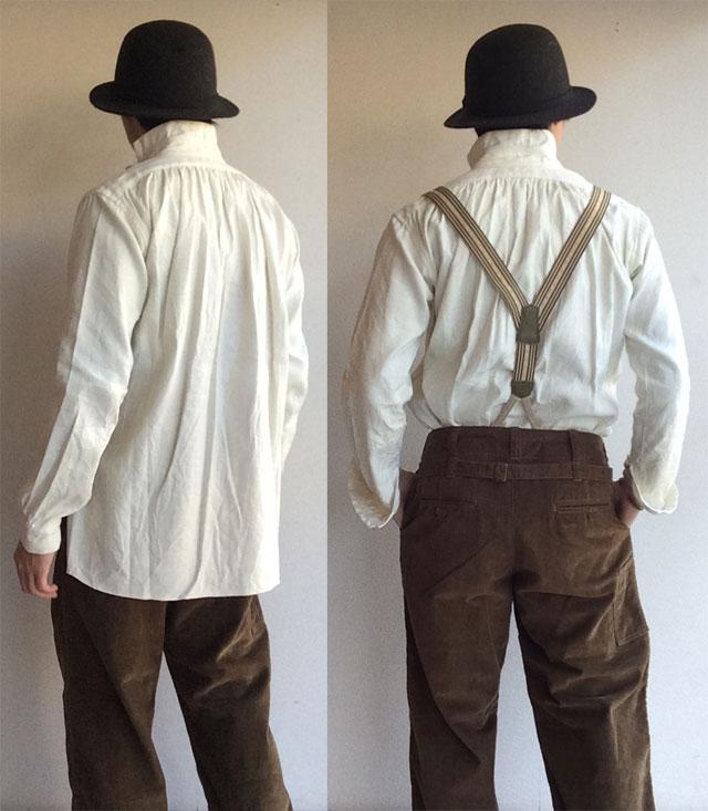 antiqued frenchvictorians shirtcoat  djangoatour