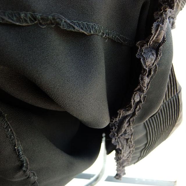 カネコイサオ3段スカート