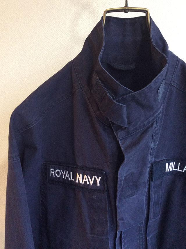 ロイヤルネイビーイギリス海軍ブルゾン