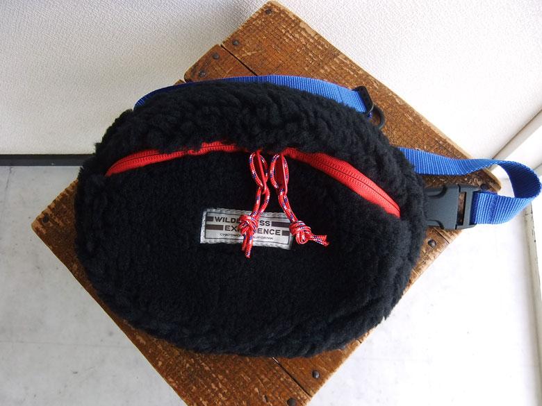 COMFY TEDDY WAIST BAG