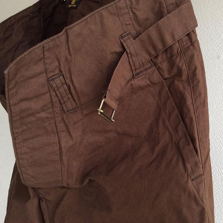 tanker work paraffin pants DjangoAtour