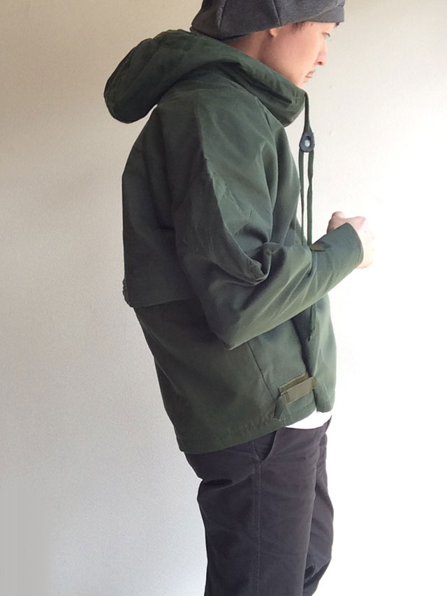 Dead Stock British Royal Army Smock Blouson