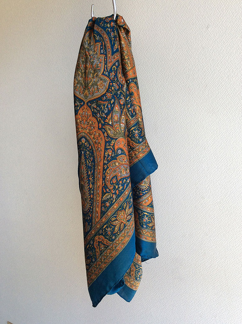 French Silk Scarf