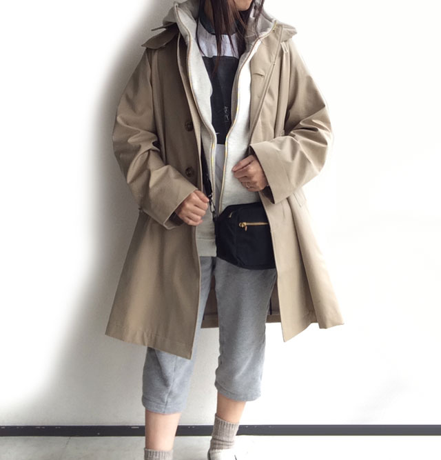 workersショルダーバッグ黒