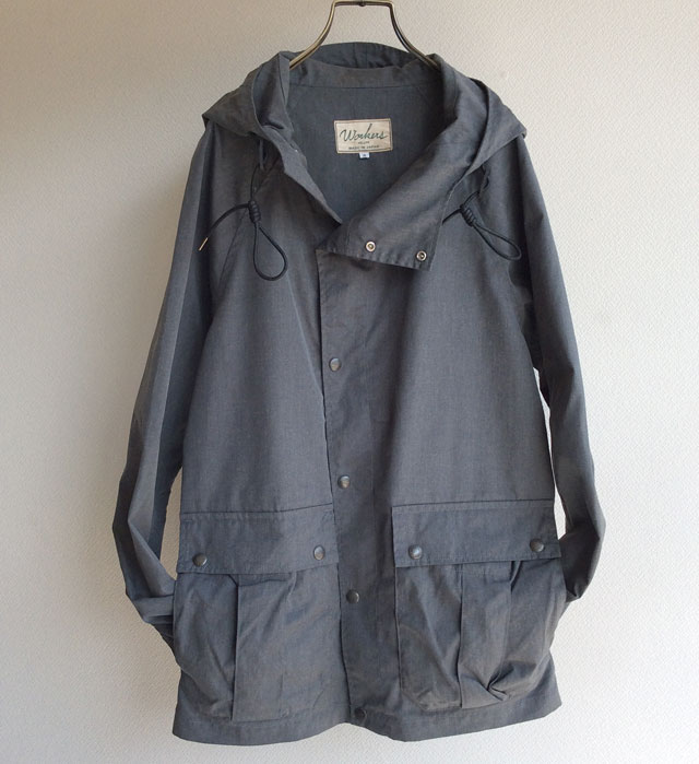 workers Lt Mt Parka