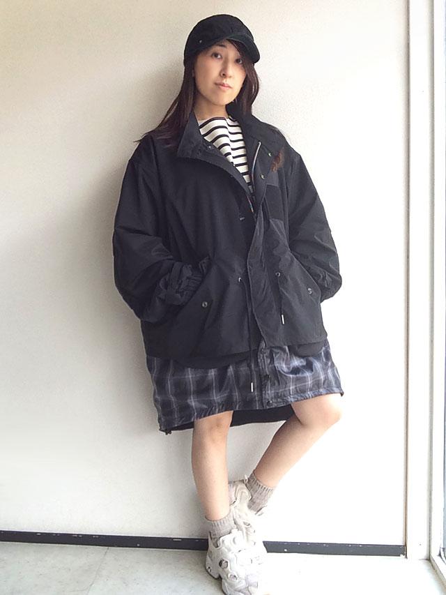 COMFY 15step coat 2019新作