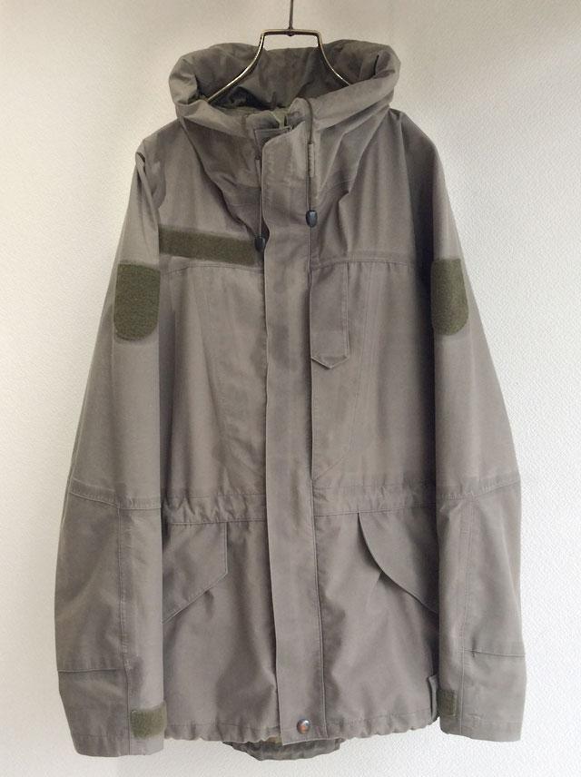 ドイツ軍ゴアテックスジャケット2000年代製造