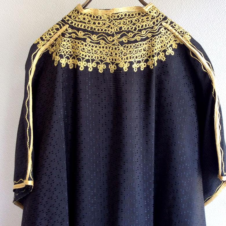 ビンテージチュニックドレス