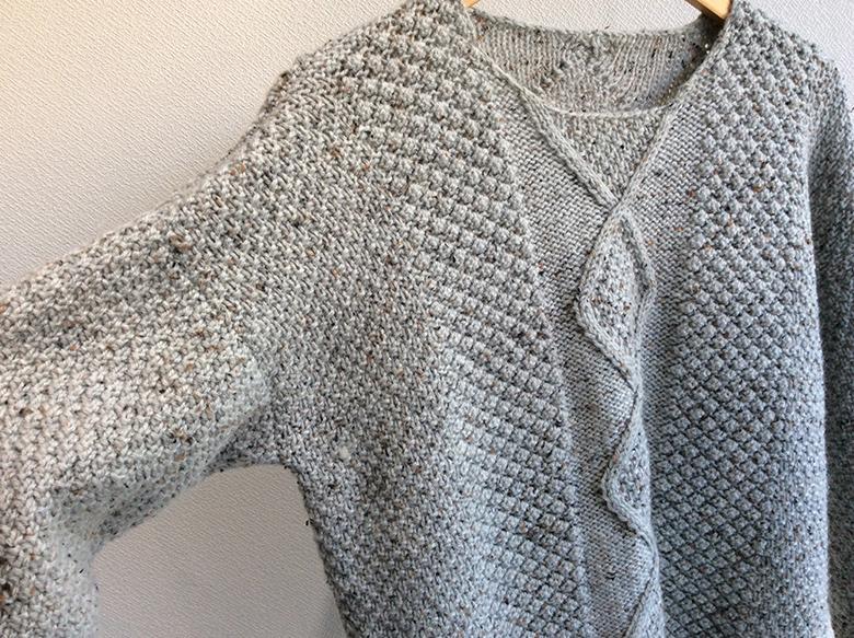 アイルランドのセーター