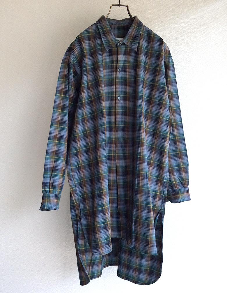 フランスのファーマーズシャツ
