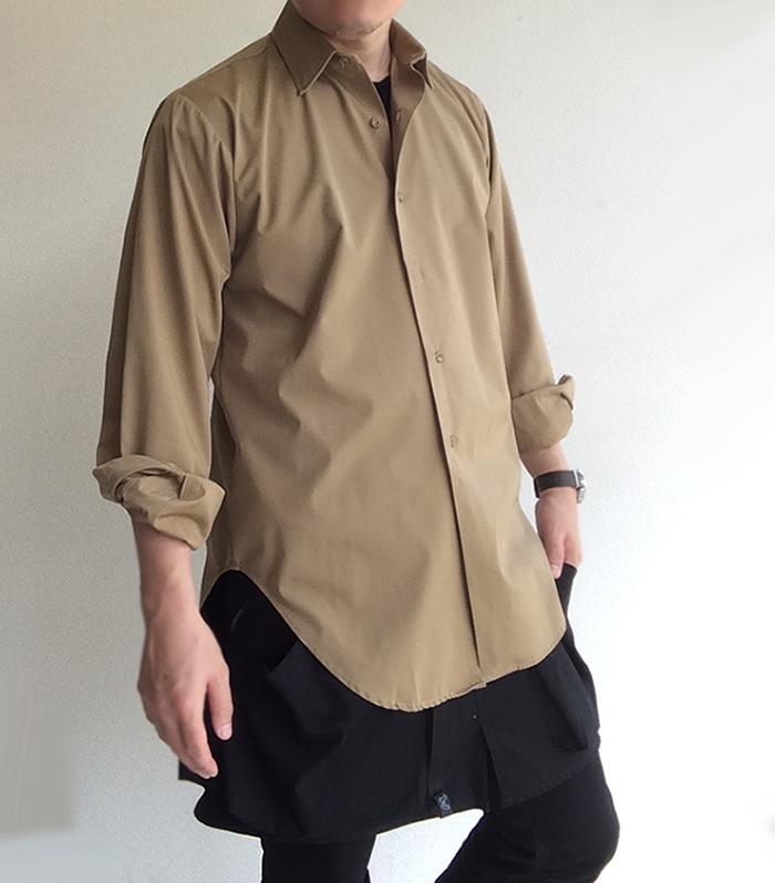 イギリスロイヤルアーミーのシャツ