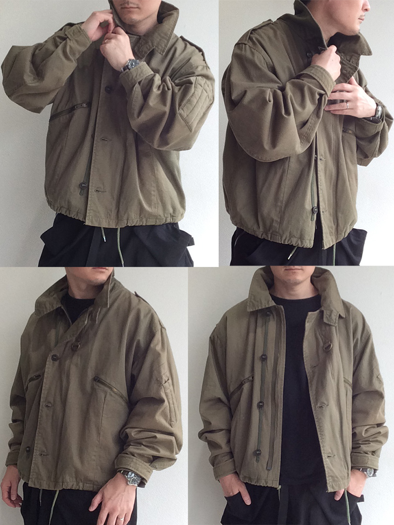 Royal Air Force Air Crew Cold Whethear Jacket MK3