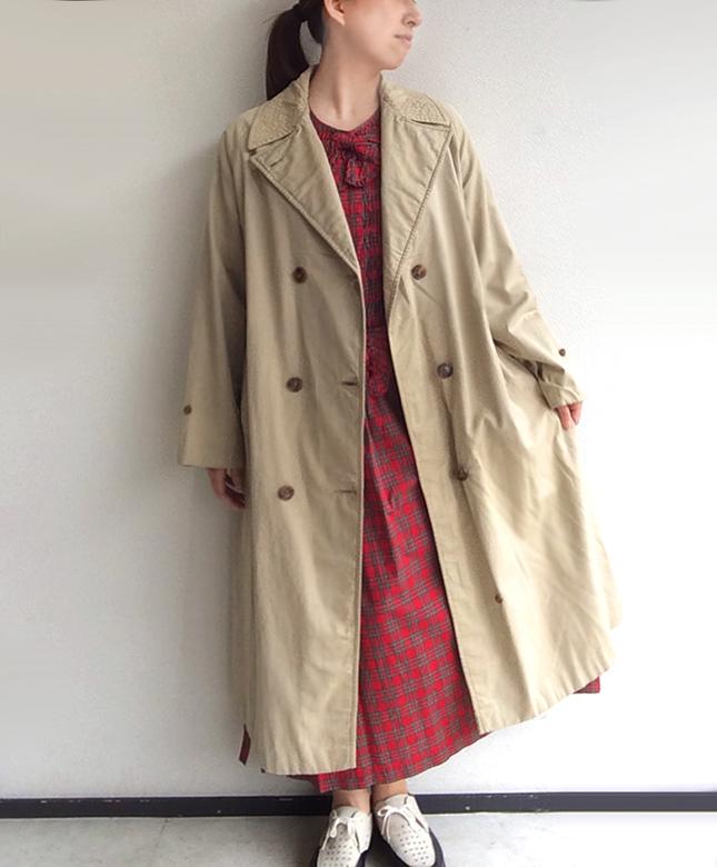イギリス古着のコート
