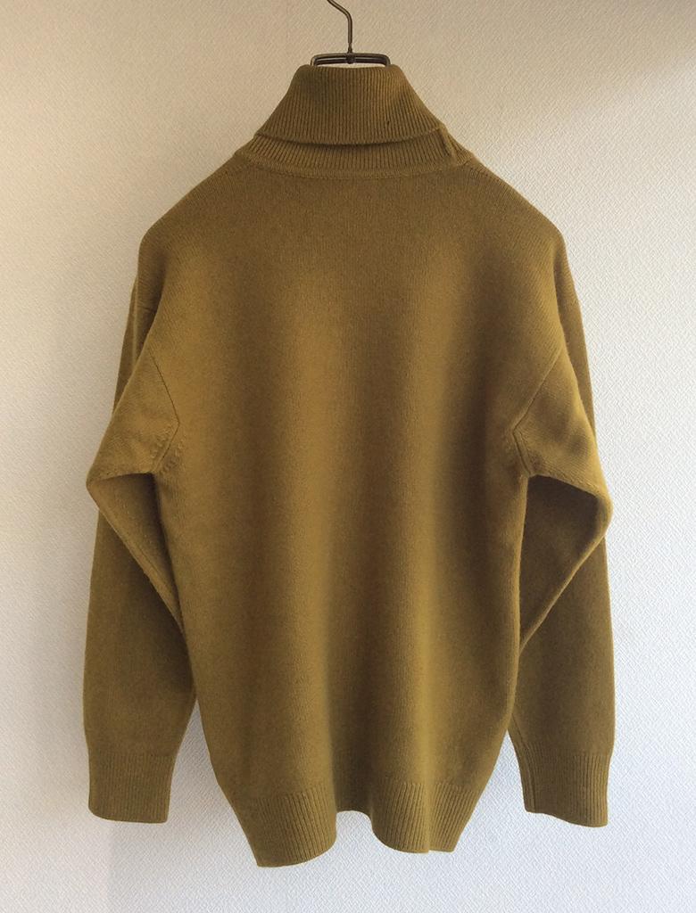 バーバリーのヴィンテージセーター