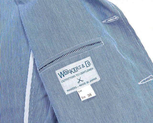 workers Sport Coat 2019