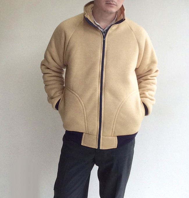 workers Sliver Fleece Jacket