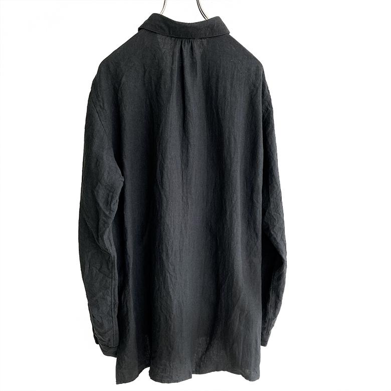 djangoatour linen Easy Shirt