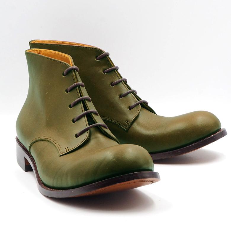ヒラキヒミおでこ靴P-38