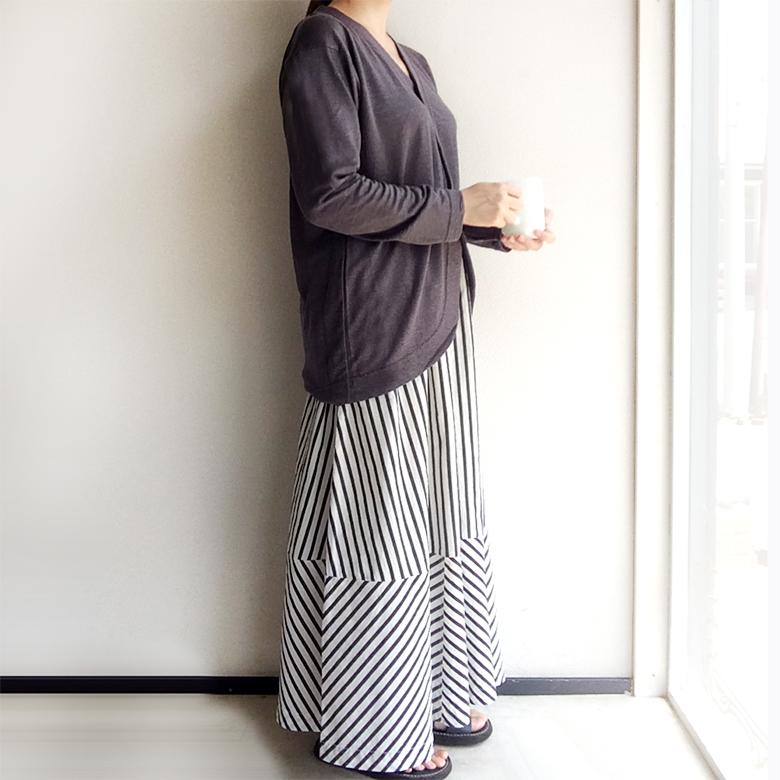 NAPRONフレアスカート