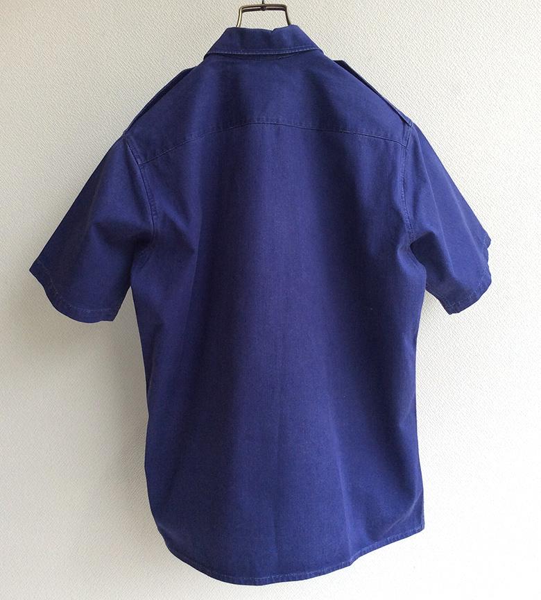 フランス海軍の半袖シャツ